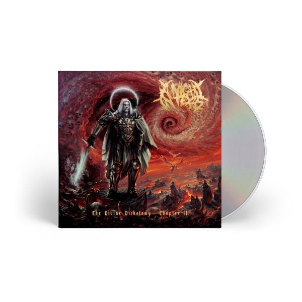 The Divine Dichotomy CD/Dark Arts Tee Bundle