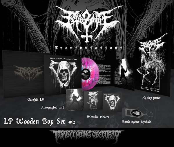 Transmutations LP Box Set
