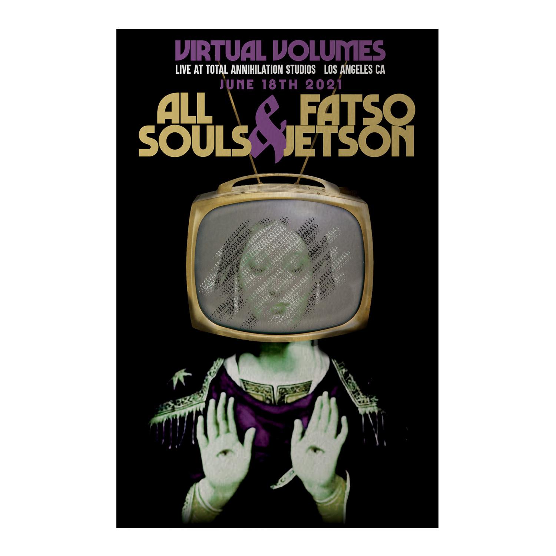 All Souls / Fatso Jetson Live Bundle