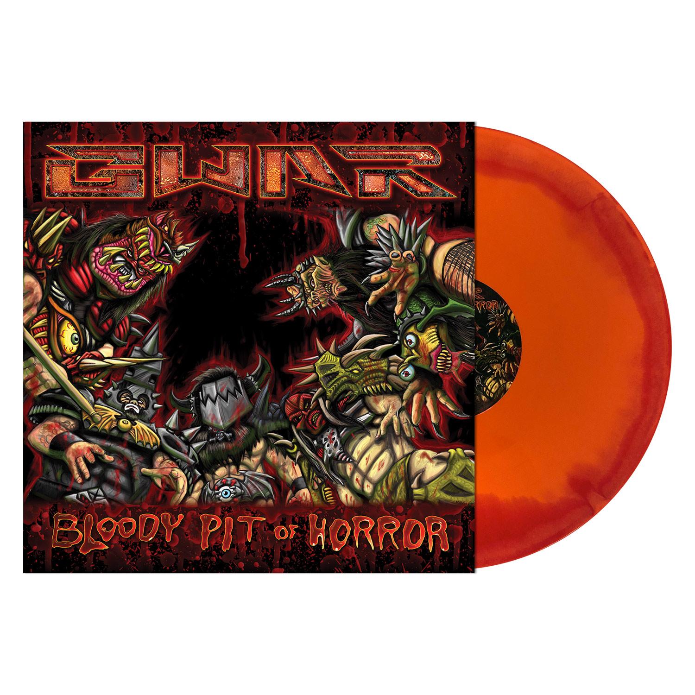 Bloody Pit of Horror (Melt Vinyl)