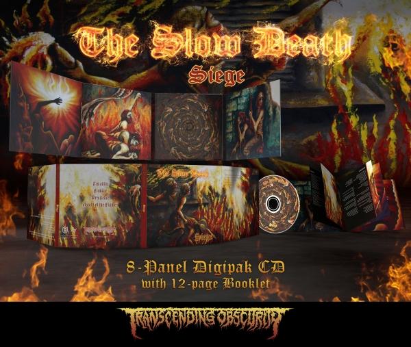 Siege Digipak CD
