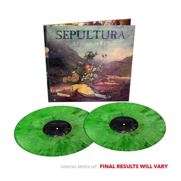 Sepulquarta (ECO Green Marbled Vinyl)