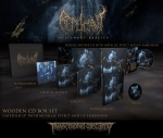 Pre-Order: Malignant Reality Wooden CD Box