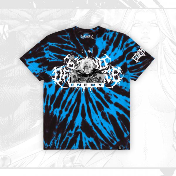 ENEMY Custom Tie-Dye Swirl