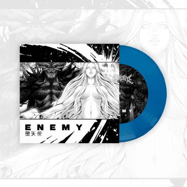 ENEMY Translucent Blue