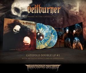 Pre-Order: Lurkers in the Capsule of Skull LP