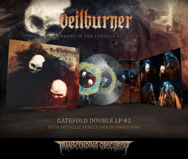 Lurkers in the Capsule of Skull LP