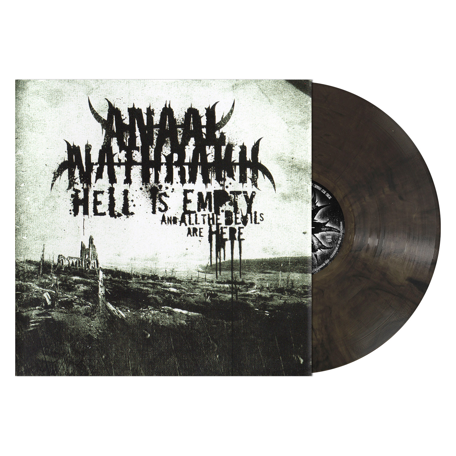 Hell Is Empty, and All the Devils Are Here (Warm Grey Marbled Vinyl)