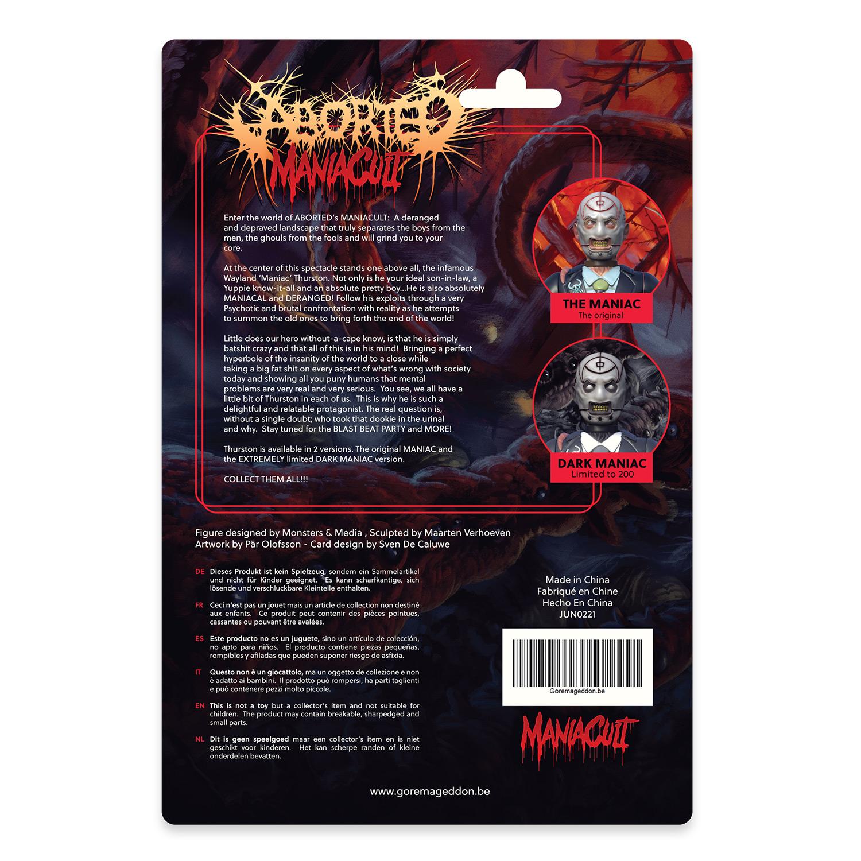 Maniacult Deluxe Box Set Bundle