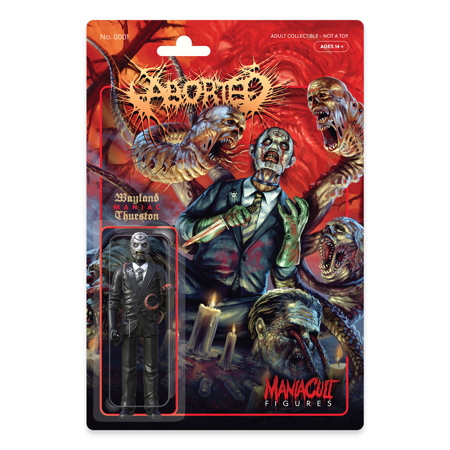 Maniacult Limited Edition Collector's Bundle