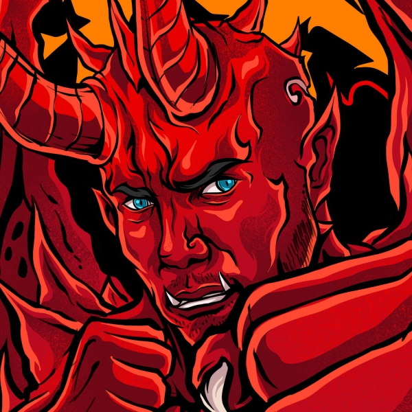 Satan (Orange Logo)