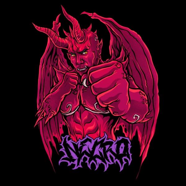 Satan (Purple Logo)