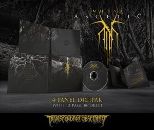 Pre-Order: Ascetic Digipak CD