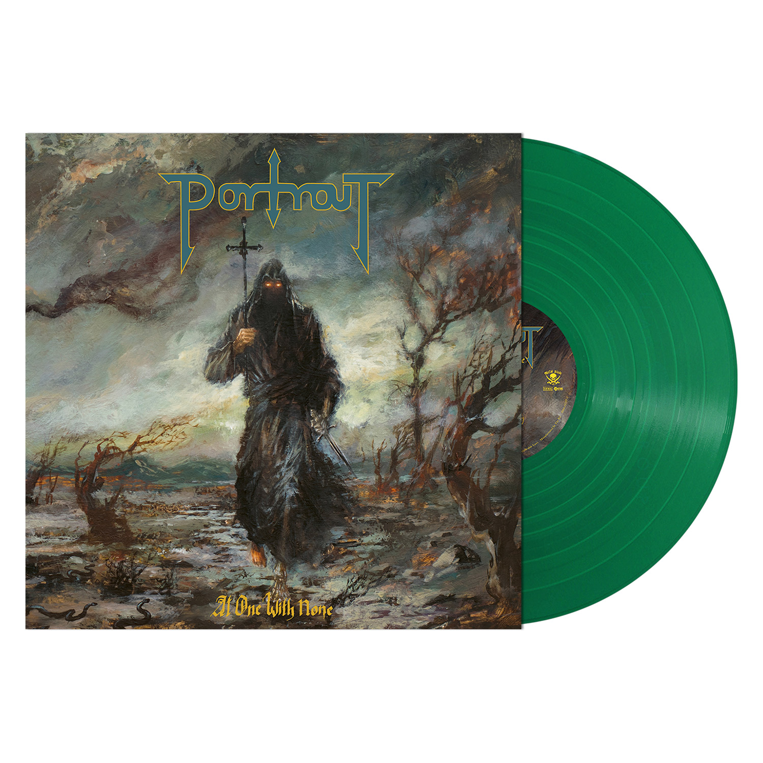 At One with None (Green Vinyl)
