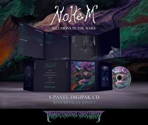 Pre-Order: Illusions In The Wake Digipak CD