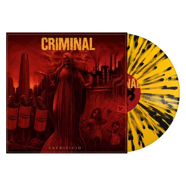 Sacrificio (Splatter Vinyl)