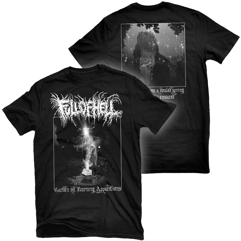 Garden of Burning Apparitions T Shirt + CD Bundle