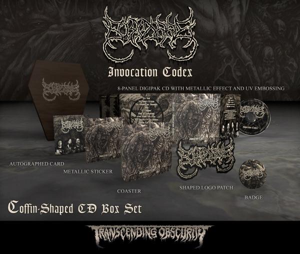 Invocation Codex CD Box