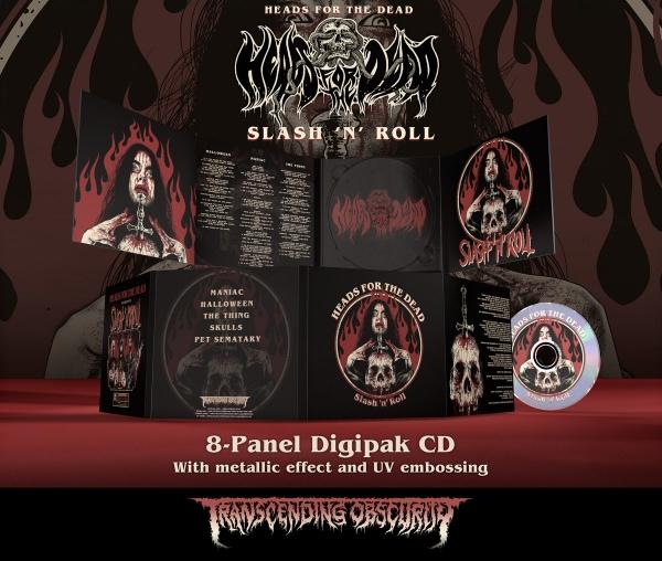 Slash 'n' Roll Digipak CD