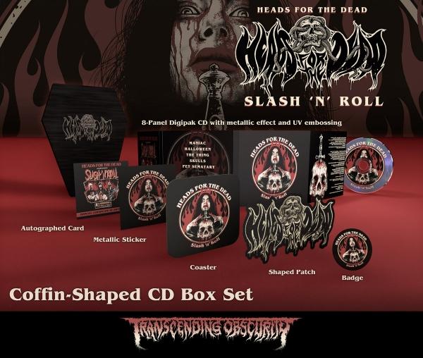 Slash 'n' Roll CD Box