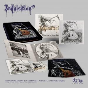 Pre-Order: Black Mass For A Mass Grave (Monochrome edition BOX CD)