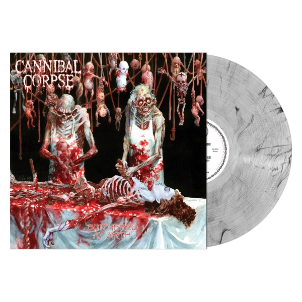 Butchered at Birth (Smoke Vinyl)