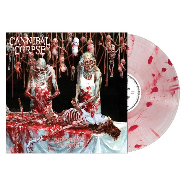Butchered at Birth (Shark Attack Vinyl)