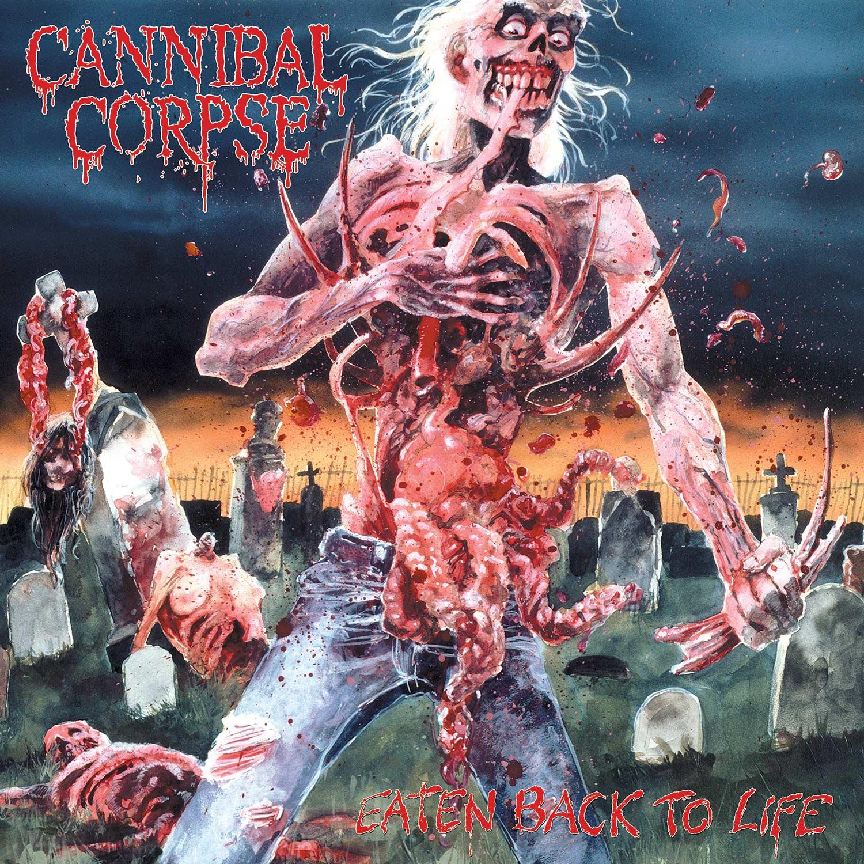 Eaten Back to Life (Bloodshot Vinyl)