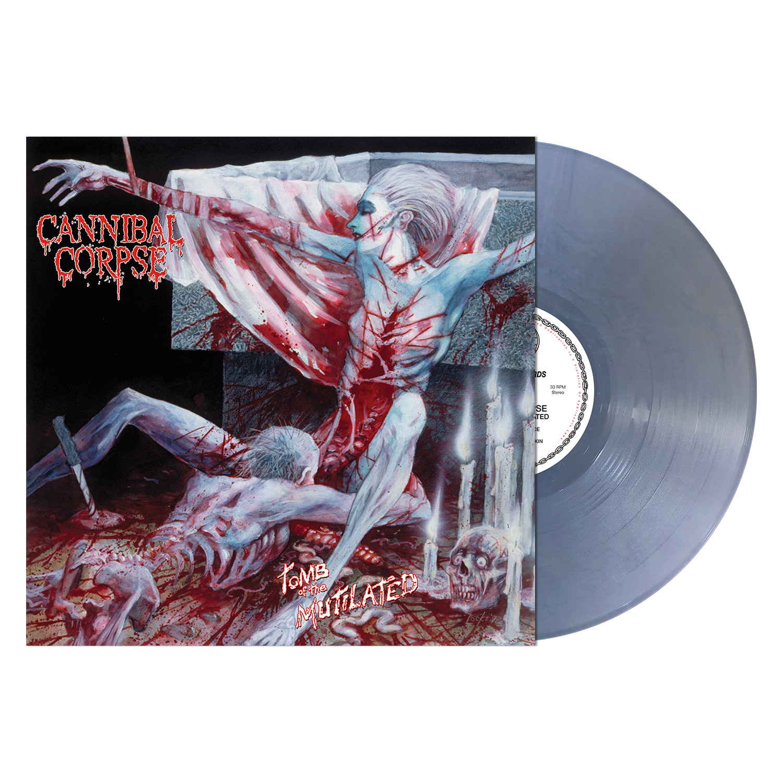 Tomb of the Mutilated (Iridescent Blue Vinyl)