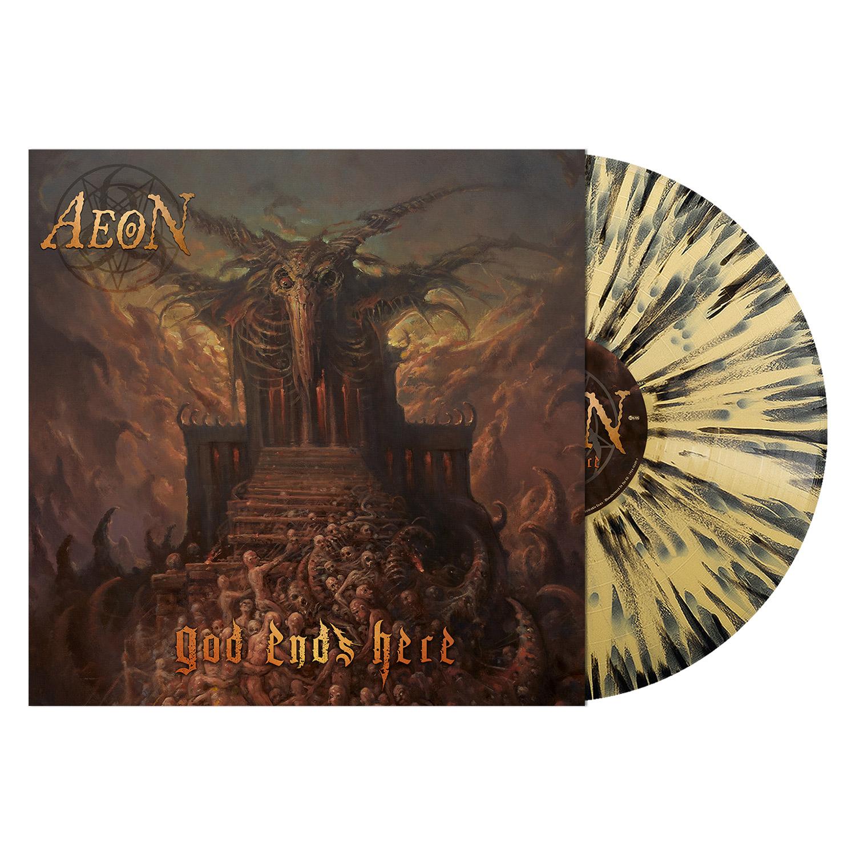 God Ends Here (Gold Splatter Vinyl)