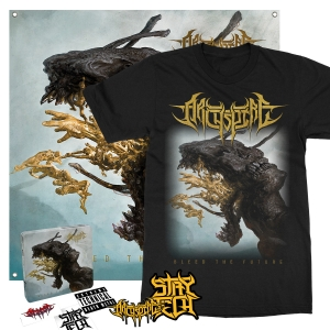 Pre-Order: Bleed The Future Limited CD Steel Box Bundle