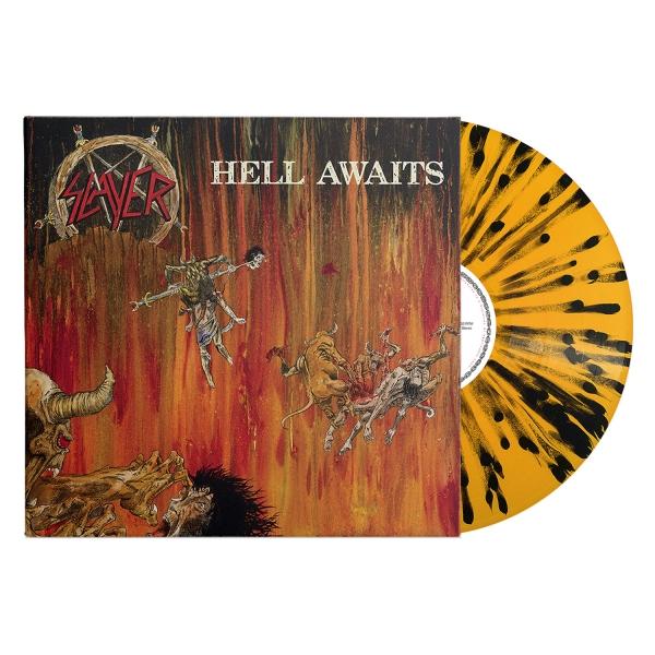 Hell Awaits (Splatter Vinyl)