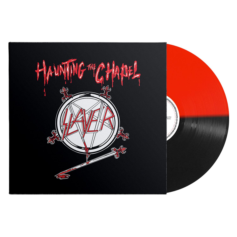 Haunting the Chapel (Split Vinyl)