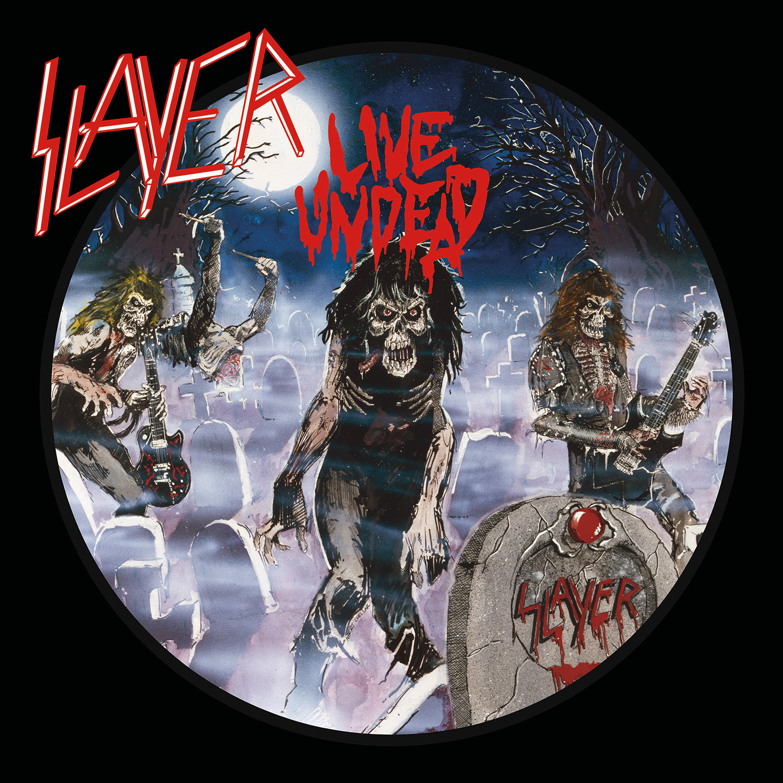 Live Undead (Splatter Vinyl)