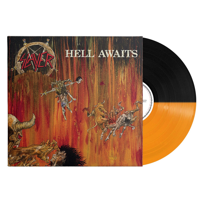 Hell Awaits (Split Vinyl)