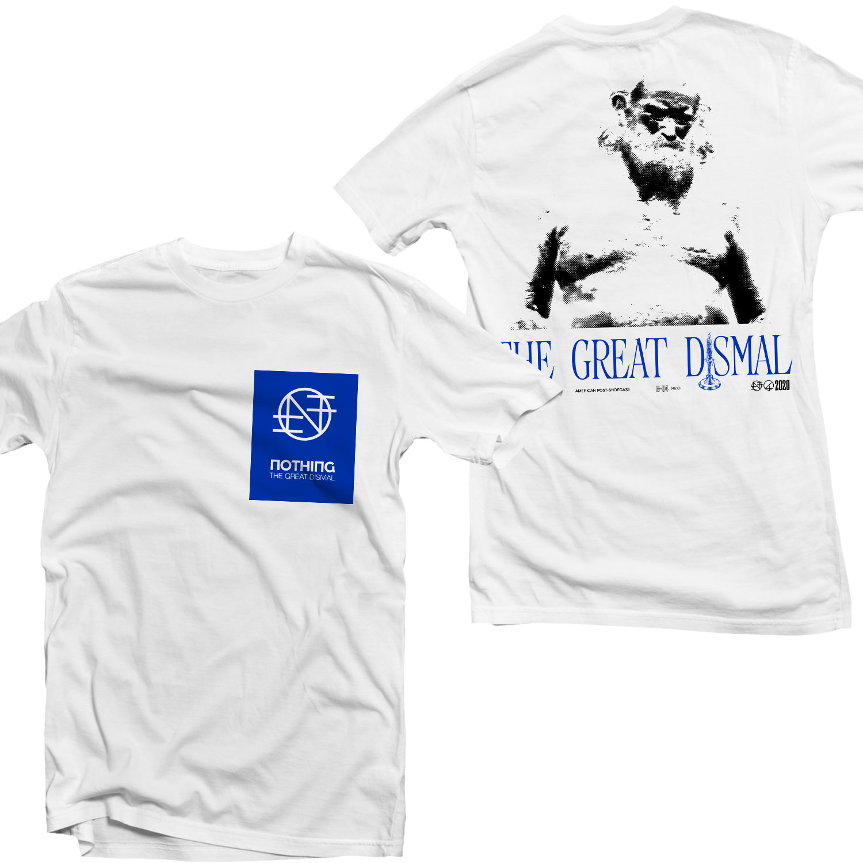 The Great Dismal B-Sides T Shirt + LP Bundle