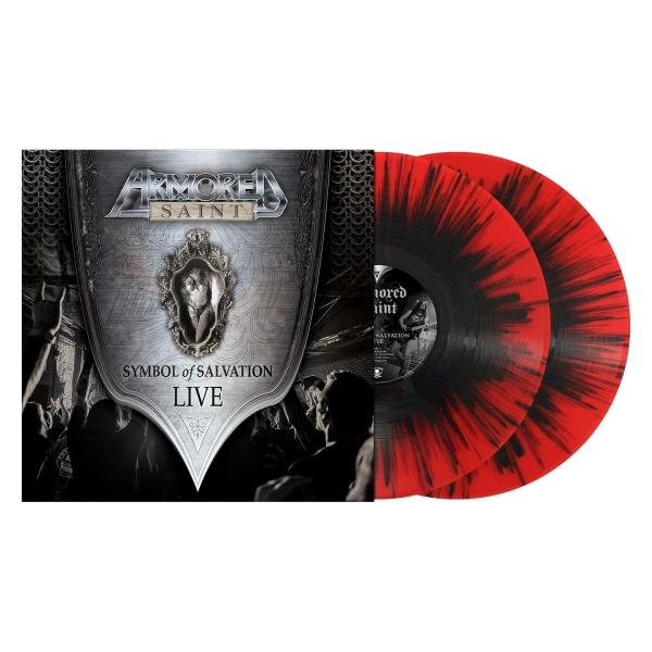 Symbol of Salvation Live (Splatter Vinyl)