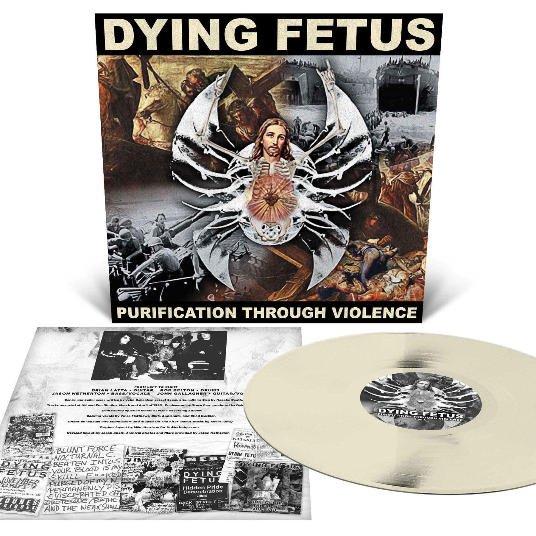 Purification Through Violence Reissue 25th Anniversary