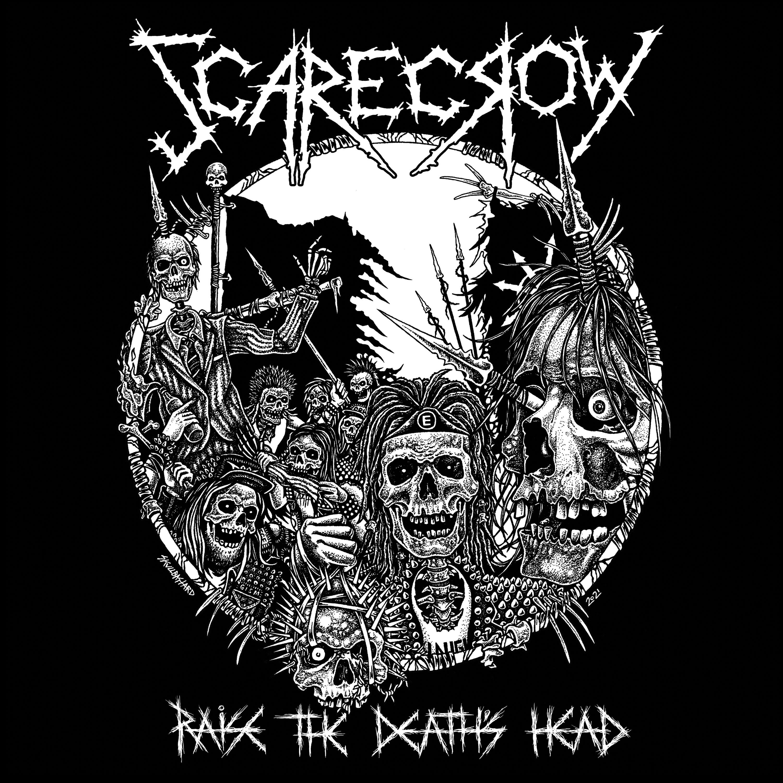 Raise the Death's Head T Shirt + 10