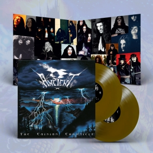 Pre-Order: The Cainian Chronicle (gold double vinyl)