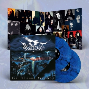 Pre-Order: The Cainian Chronicle (transparent blue/black marbled double vinyl)