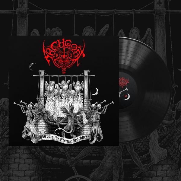 Worship The Eternal Darkness (black vinyl)