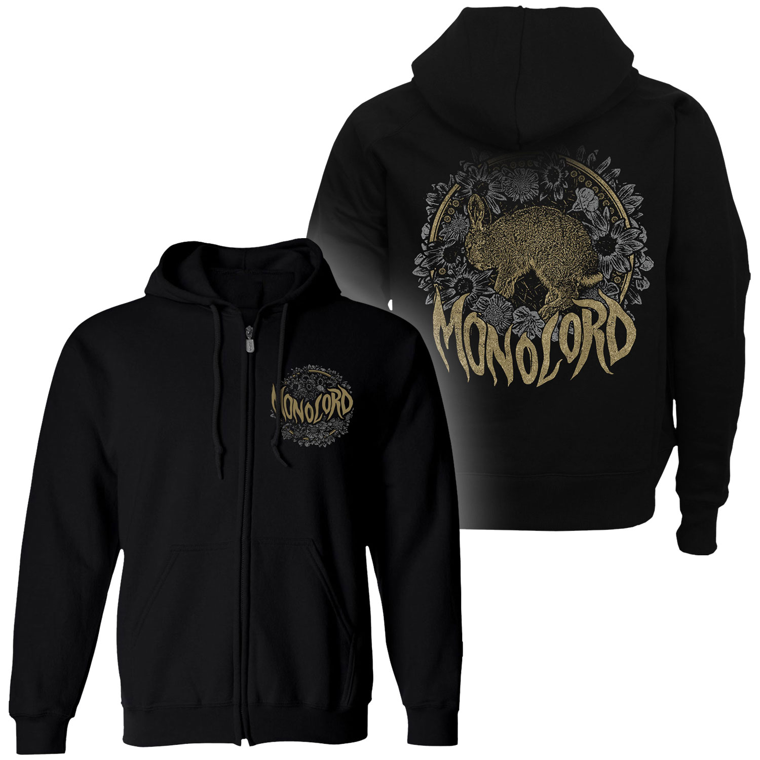Your Time To Shine Zip Up Hoodie + CD Bundle