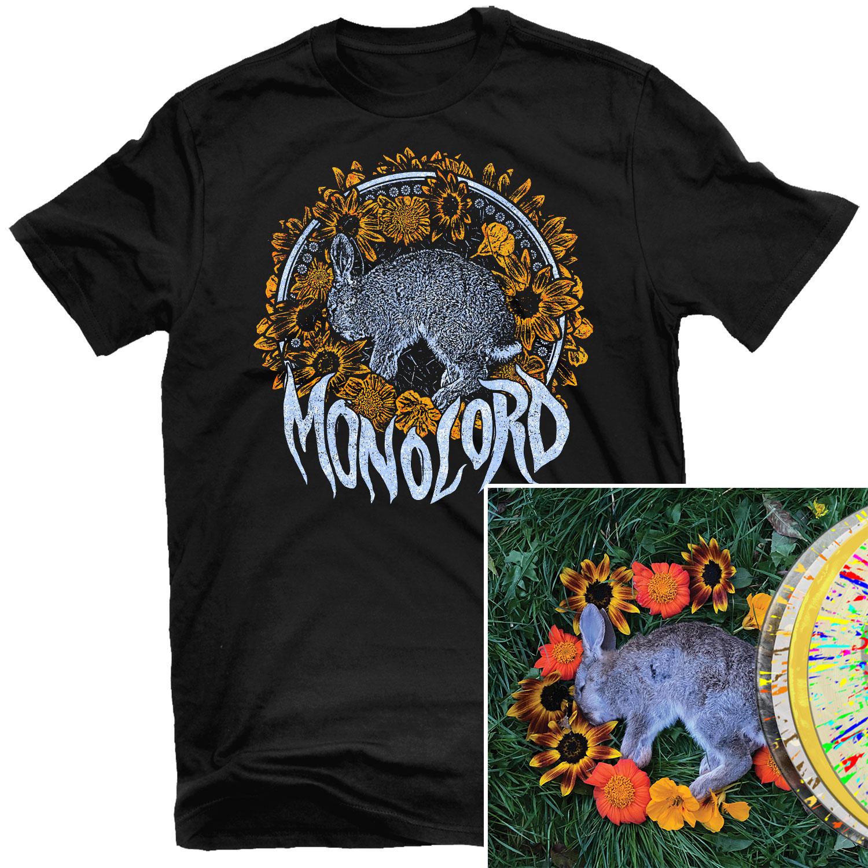 Your Time To Shine T Shirt + LP Bundle