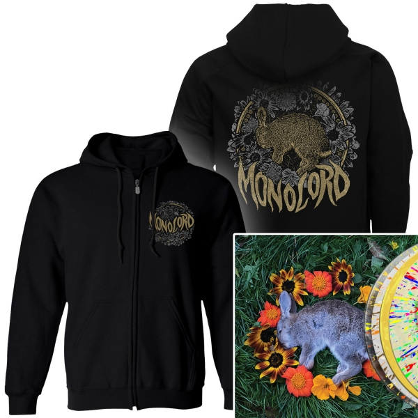 Your Time To Shine Zip Up Hoodie + LP Bundle