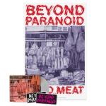 Pre-Order: Dead Meat CD/Patch/Sticker/Limited Poster Bundle