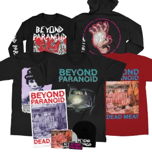 Pre-Order: I'm Dead Meat And I Don't Care Bundle
