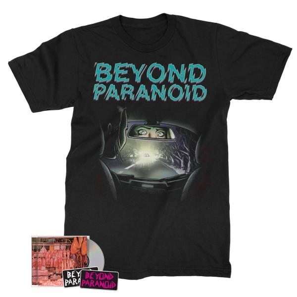 Beyond Paranoid Rearview Tee Bundle