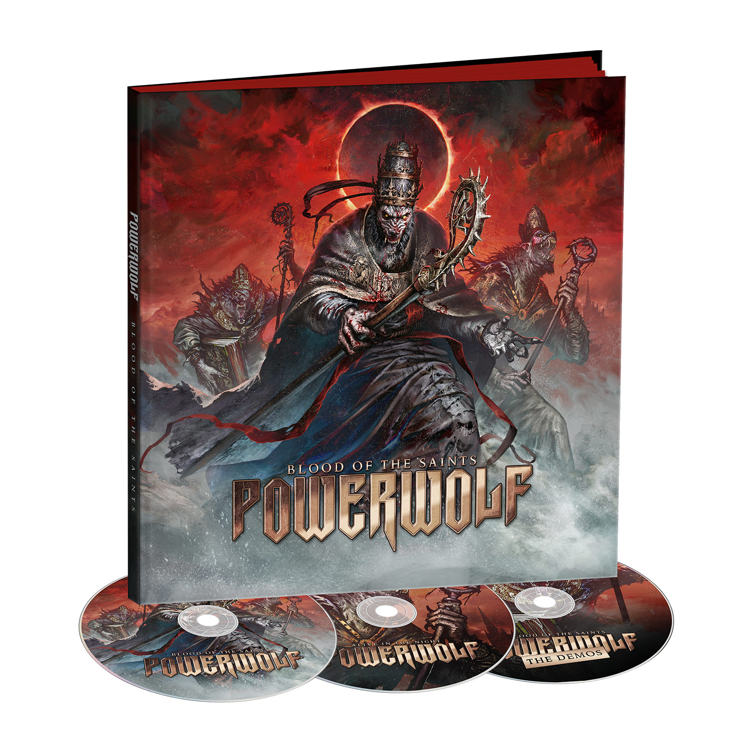 Blood of the Saints (10th Anniversary Edition - 3CD Earbook)