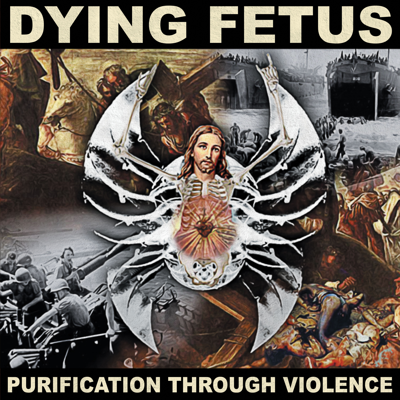 Purification Through Violenct T Shirt + LP Bundle